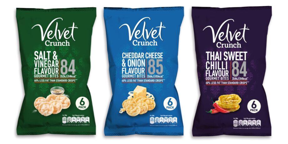 Relaunch of Velvet Crunch