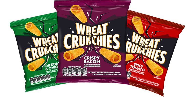 Wheat Crunchies