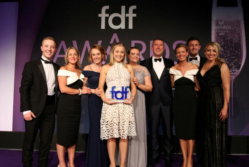 Winning the FDF Good Employer Award, 2017