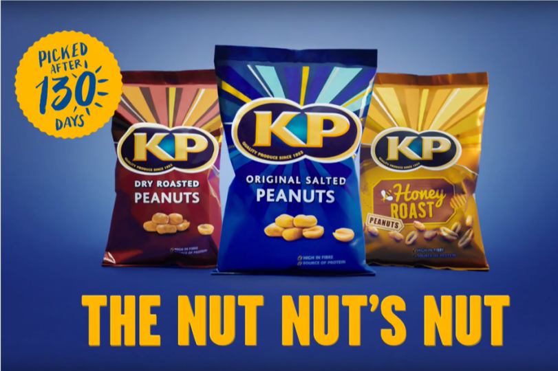 KP Nuts will return to TV in £2M summer sharing campaign
