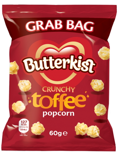 Butterkist popcorn now available in a grab bag size