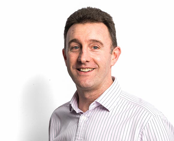 Mark Duffy - Manufacturing Director