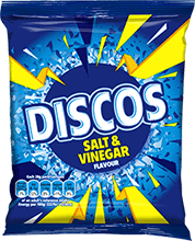 Discos relaunched to bring flavours that pack a punch