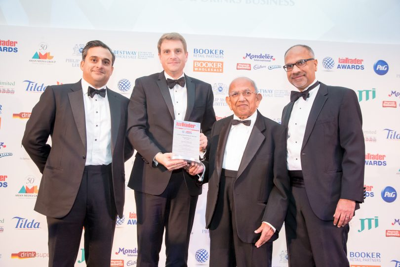 McCoy's named 'Brand of the Year'