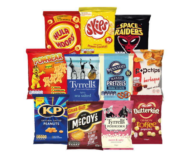 KP SNACKS LAUNCHES UK RECYCLING SCHEME FOR NUTS, POPCORN, CRISPS AND PRETZELS PACKETS