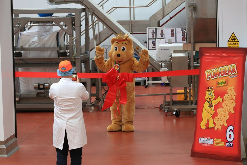 NEW £6M FACILITY OPENS AT KP SNACKS TEESSIDE AS THE SITE COMMEMORATES ITS 50TH ANNIVERSARY