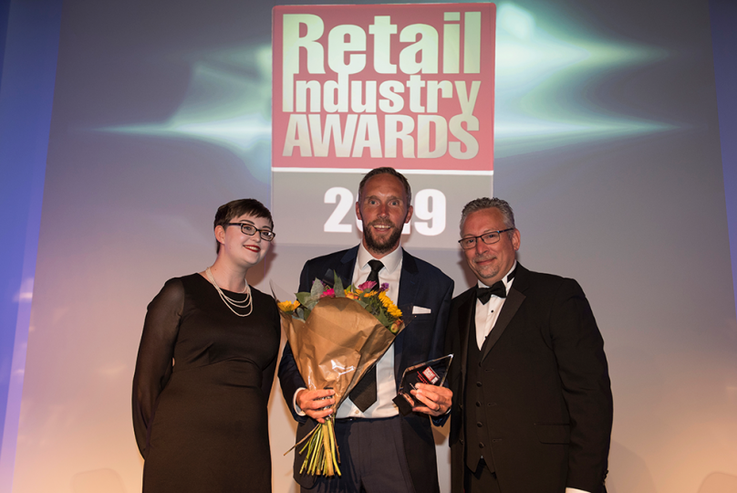 McCoy's Muchos announced as winner of Crisps & Snacks Product Launch of the Year at Retail Industry Awards