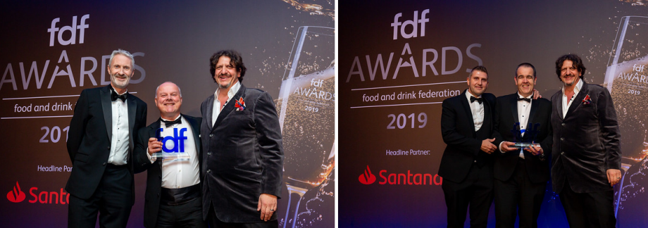 KP Snacks wins two awards at Food and Drink Federation (FDF) Awards 2019