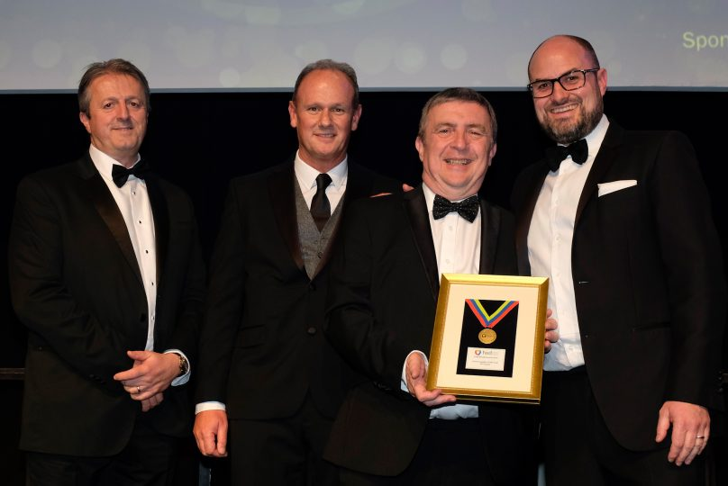 Awarded Gold for Green Supplier at FWD Gold Medal Awards