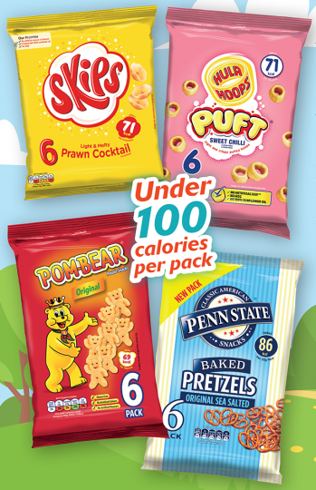 KP SNACKS LAUNCHES CROSS-BRAND 'EVERYDAY ACTIVE' CAMPAIGN