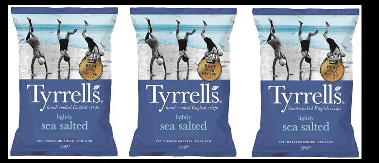 TYRRELLS LAUNCHES ITS TYRRELLBLY TYRRELLBLY TASTY £2M MULTI-MEDIA CAMPAIGN