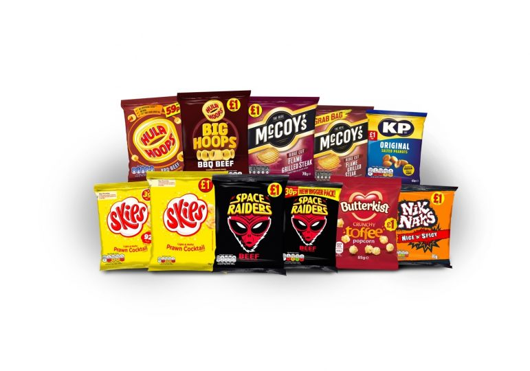 KP SNACKS LAUNCHES NEW 'LOCAL LEGENDS' CAMPAIGN TO SUPPORT CUSTOMERS AND REWARD RESILIENCE