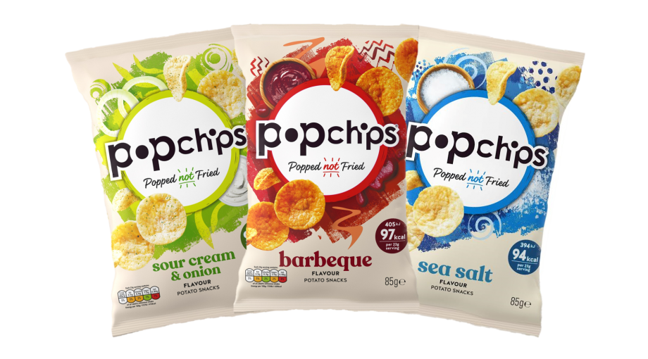popchips makes TV debut with £2.3m investment