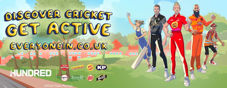 HOWZZAT? UK GEARS UP TO GO CRICKET CRAZY THIS SUMMER WITH ALMOST HALF (45%) OF UK PARENTS SAYING IT'S A GREAT WAY TO GET ACTIVE