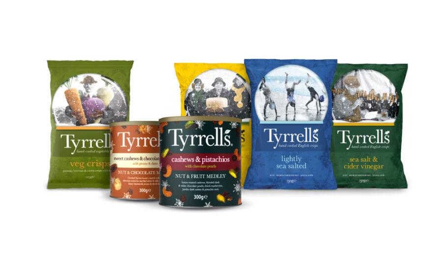 A Tyrrellbly, Tyrrellbly Tasty Christmas range